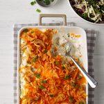 Contest-Winning Hot Chicken Salad