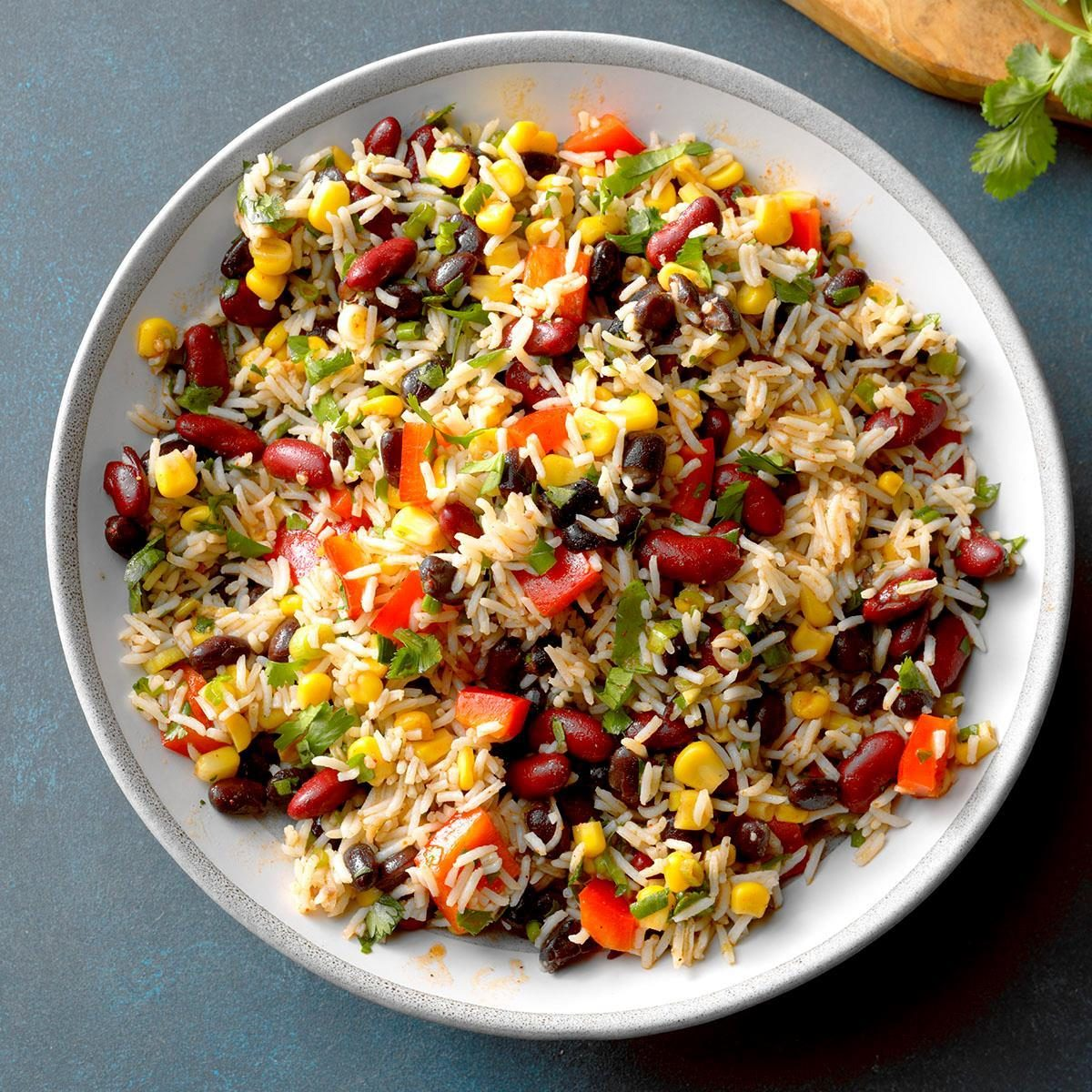 Wisconsin: Cool Beans Salad