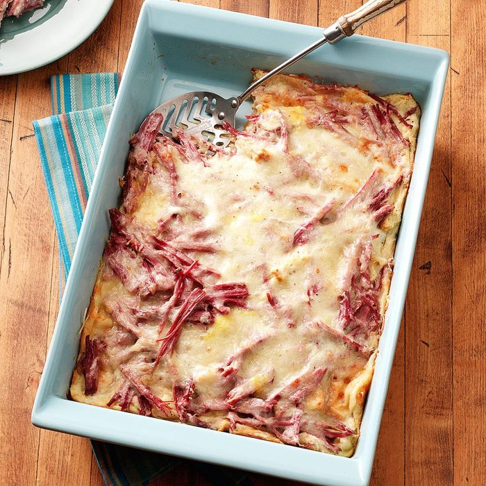 Corned Beef N Cheese Strata Exps31091 W101973175b10 06 4bc Rms