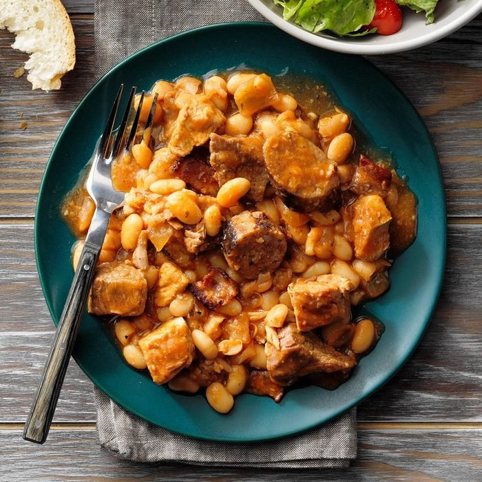 Country Cassoulet