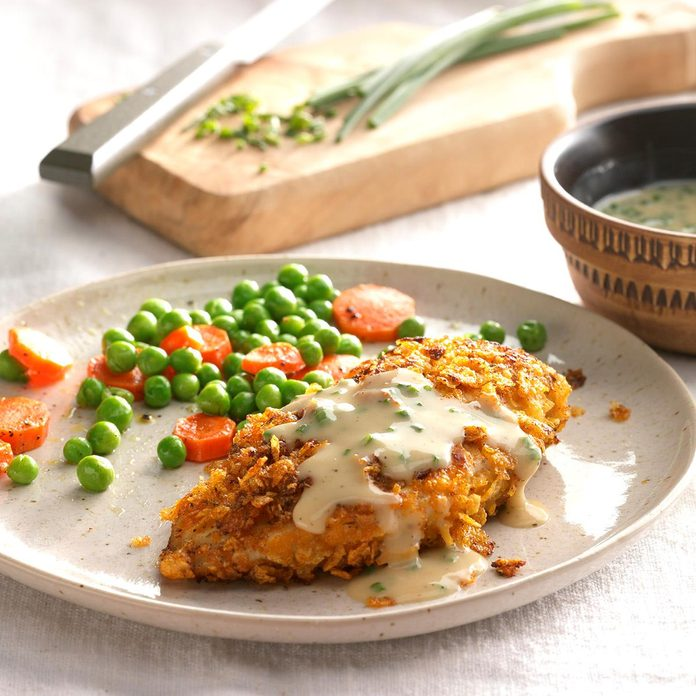 Country Chicken With Gravy Exps Dsbz17 28571 D01 13 3b 4