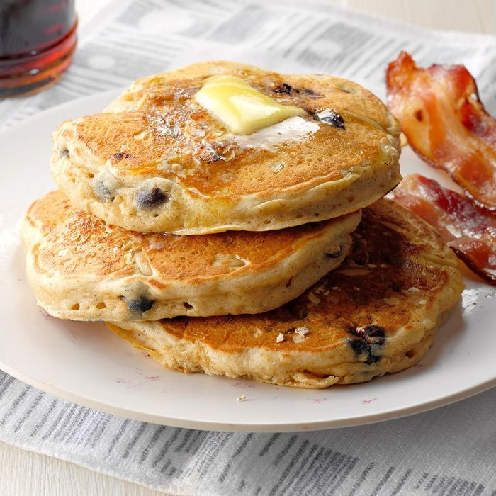 Country Crunch Pancakes