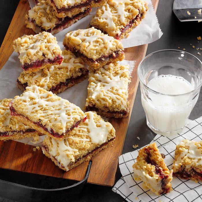 Cran-Apple Baked Oatmeal
