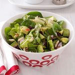 Cranberry-Avocado Tossed Salad
