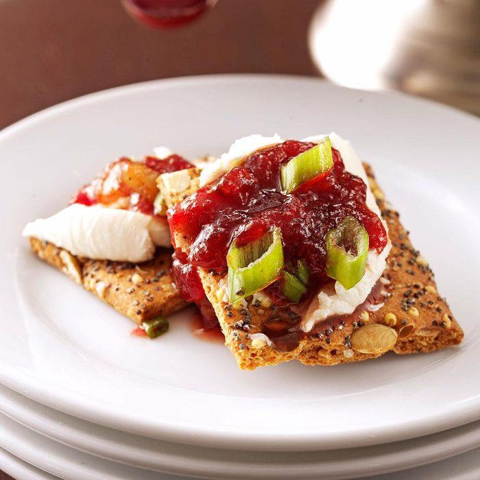 Cranberry-Chili Cheese Spread