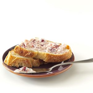 Cranberry-Orange Butter