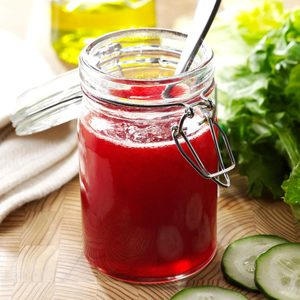 Cranberry Vinegar