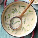 Creamy Asparagus Chowder