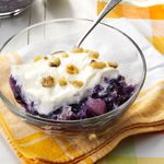 Creamy Blueberry Gelatin Salad