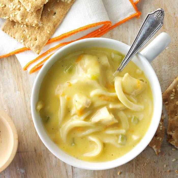 Creamy Turkey Noodle Soup Exps Sdfm17 92039 D10 07 1b 14