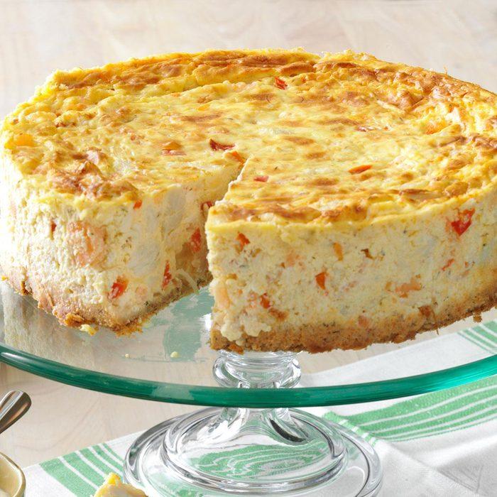 Creole Shrimp Crab Cheesecake Exps41400 Thca143053d07 11 1b Rms