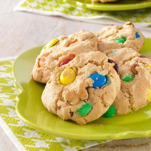 Crisp Graham Cookies