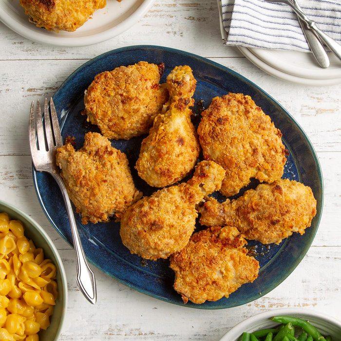 Crispy Baked Corn Flake Chicken Exps Ft21 19857 F 0505 1
