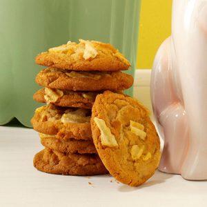 Crispy Potato Chip Cookies