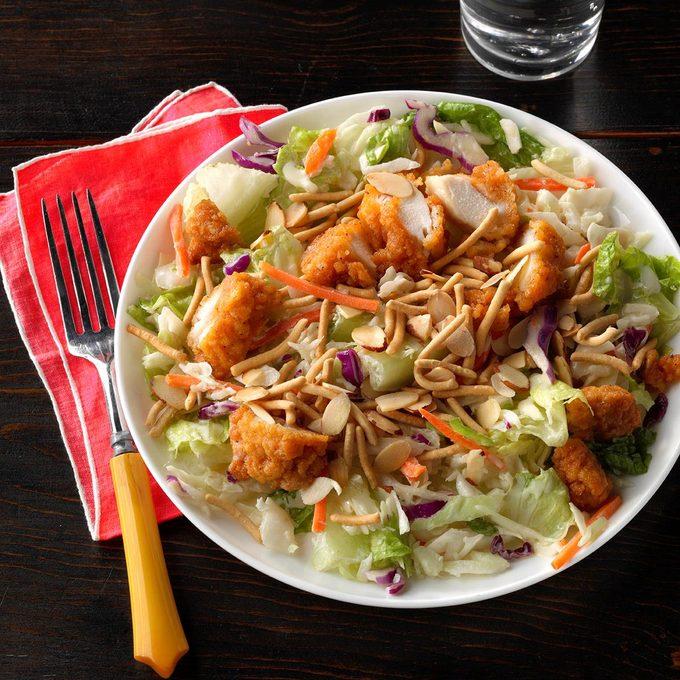 Inspired by: Oriental Chicken Salad