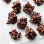 Crunchy Chocolate Clusters