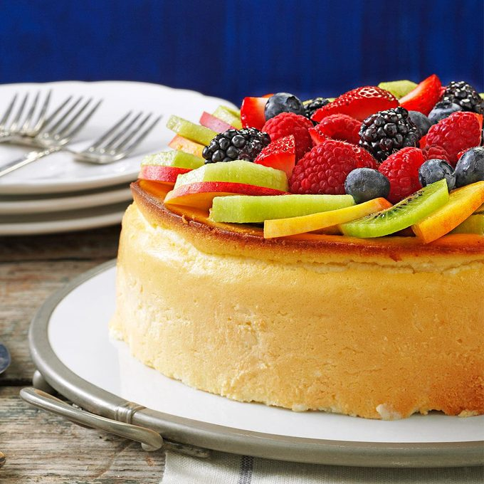 Crustless New York Cheesecake Exps17604 Cm2406672d09 01 3bc Rms