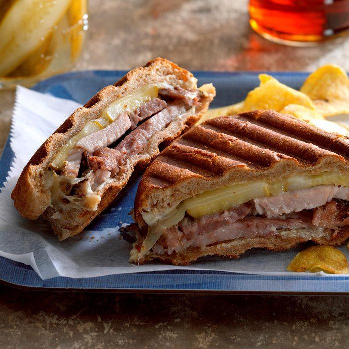 Inspired by: Margaritaville Cuban Sandwich