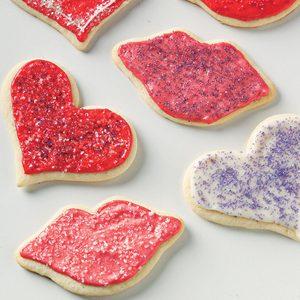 Cutout Wedding Cookies