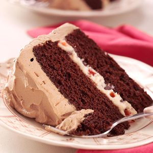 Delightful Devil's Food Cake