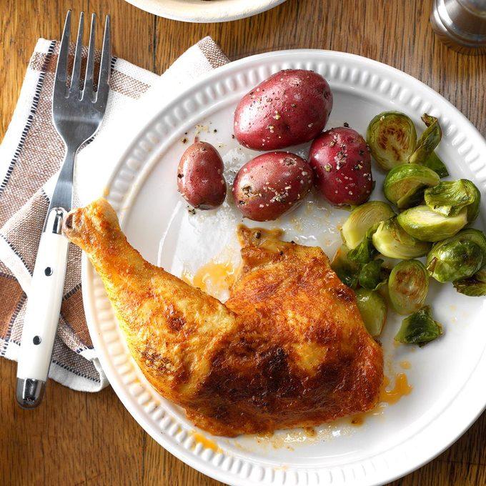 Monday's Dinner: Deviled Chicken