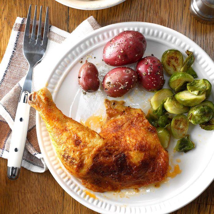 1947: Deviled Chicken