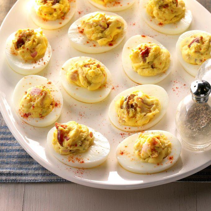 Deviled Eggs With Bacon Exps Gbhrbz17 108372 D07 11 1b 4