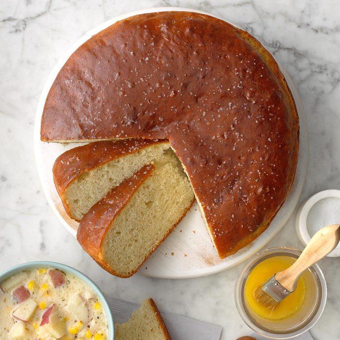 Dill Batter Bread