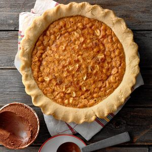 Double Peanut Pie