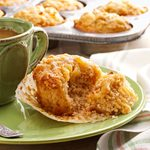 Dutch Apple Pie Muffins