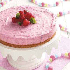 Creamy Raspberry Dessert