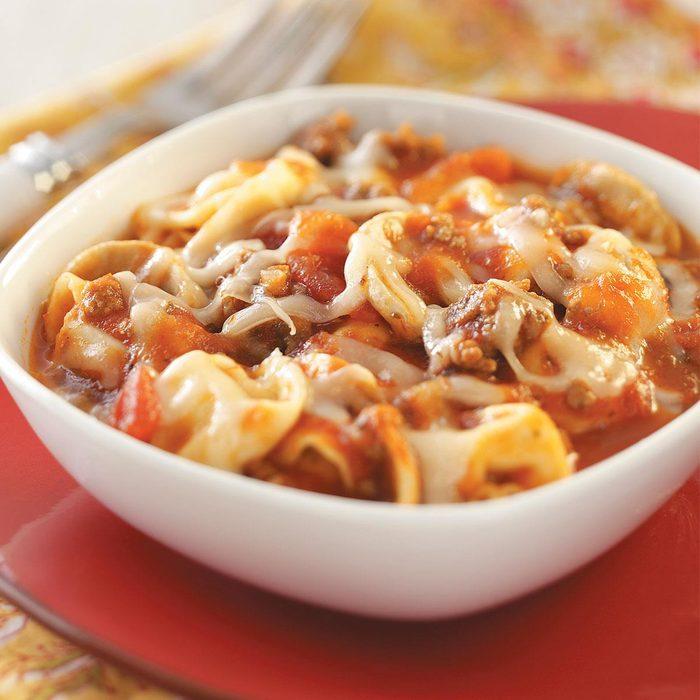Hearty Cheese Tortellini
