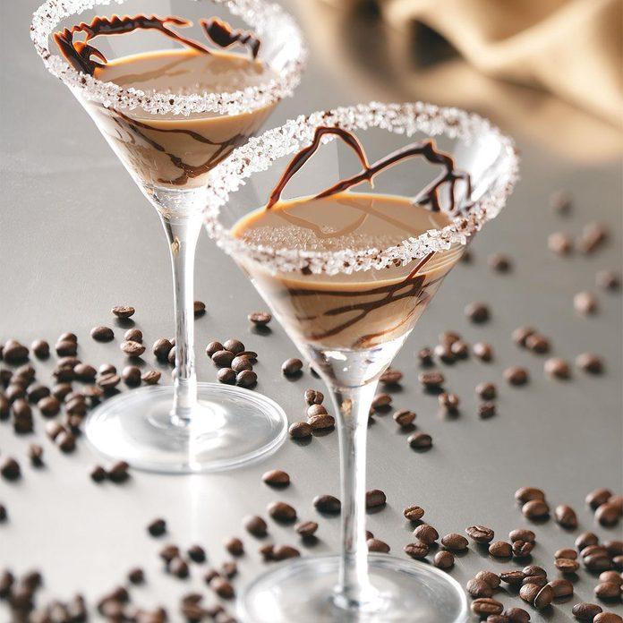 Coffee & Cream Martini