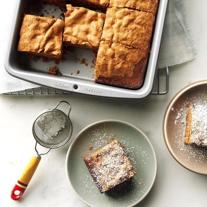 June 1: National Hazelnut Cake Day