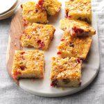 Cranberry Crunch Cake