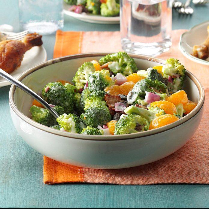 Broccoli Boo Salad