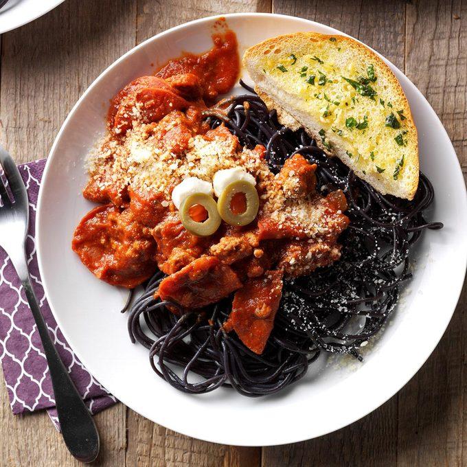 Spirited Spaghetti