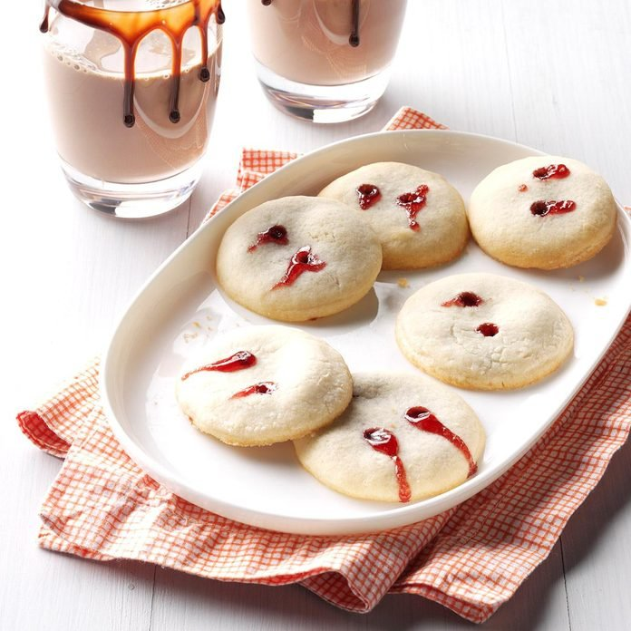 Kiss from a Vampire Cookies
