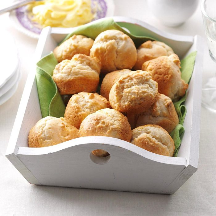 Easy Biscuit Muffins