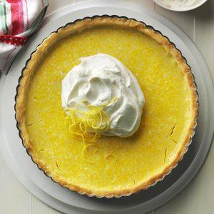 Tart & Tangy Lemon Tart