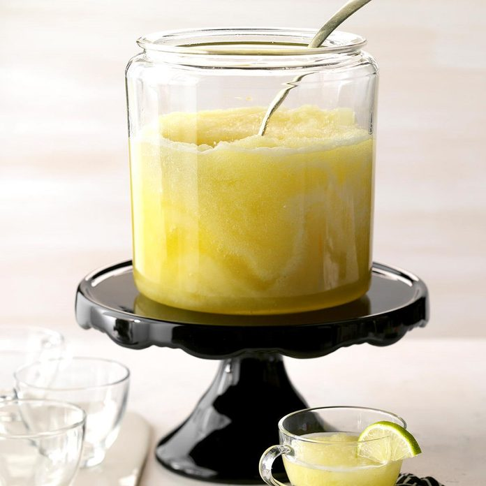 Easy Citrus Slush