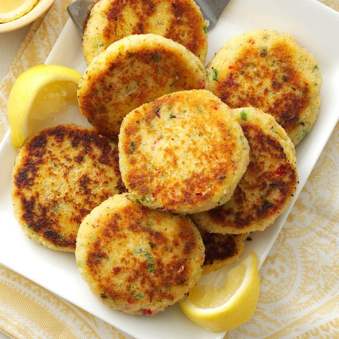 Day 23: Easy Crab Cakes