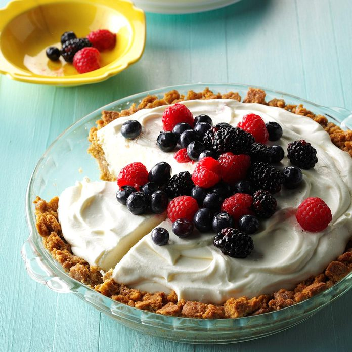 Easy Cream Pie