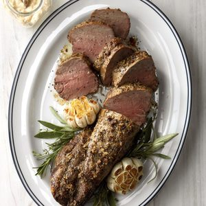 Easy & Elegant Tenderloin Roast