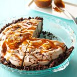 Easy Mocha Cream Pie