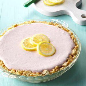 Easy Pink Lemonade Pie