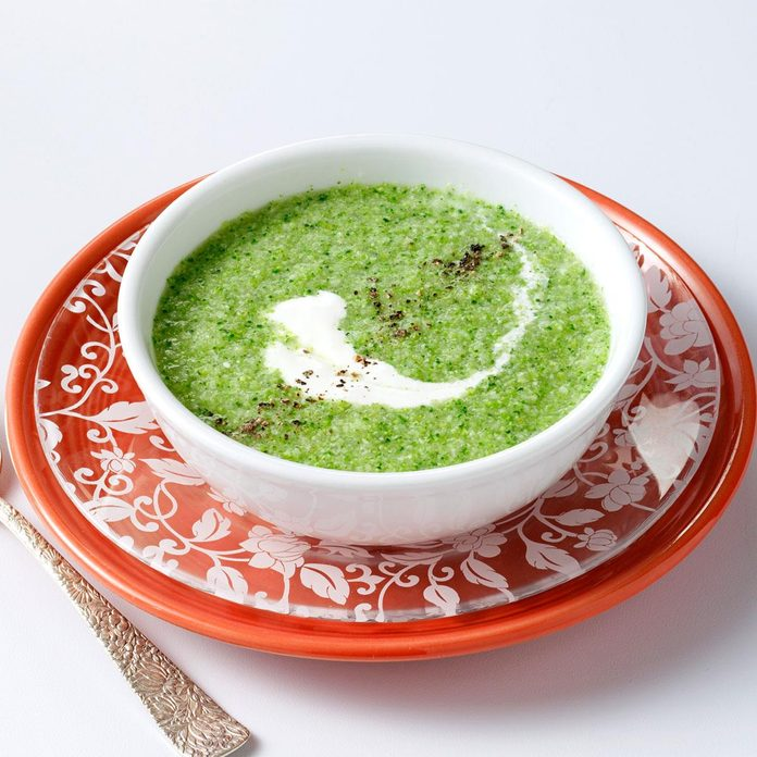 Effortless Broccoli Soup