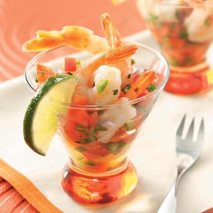 Ensenada Shrimp Cocktail