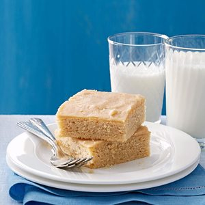 Family-Favorite Peanut Butter Cake