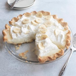 Favorite Banana Cream Pie